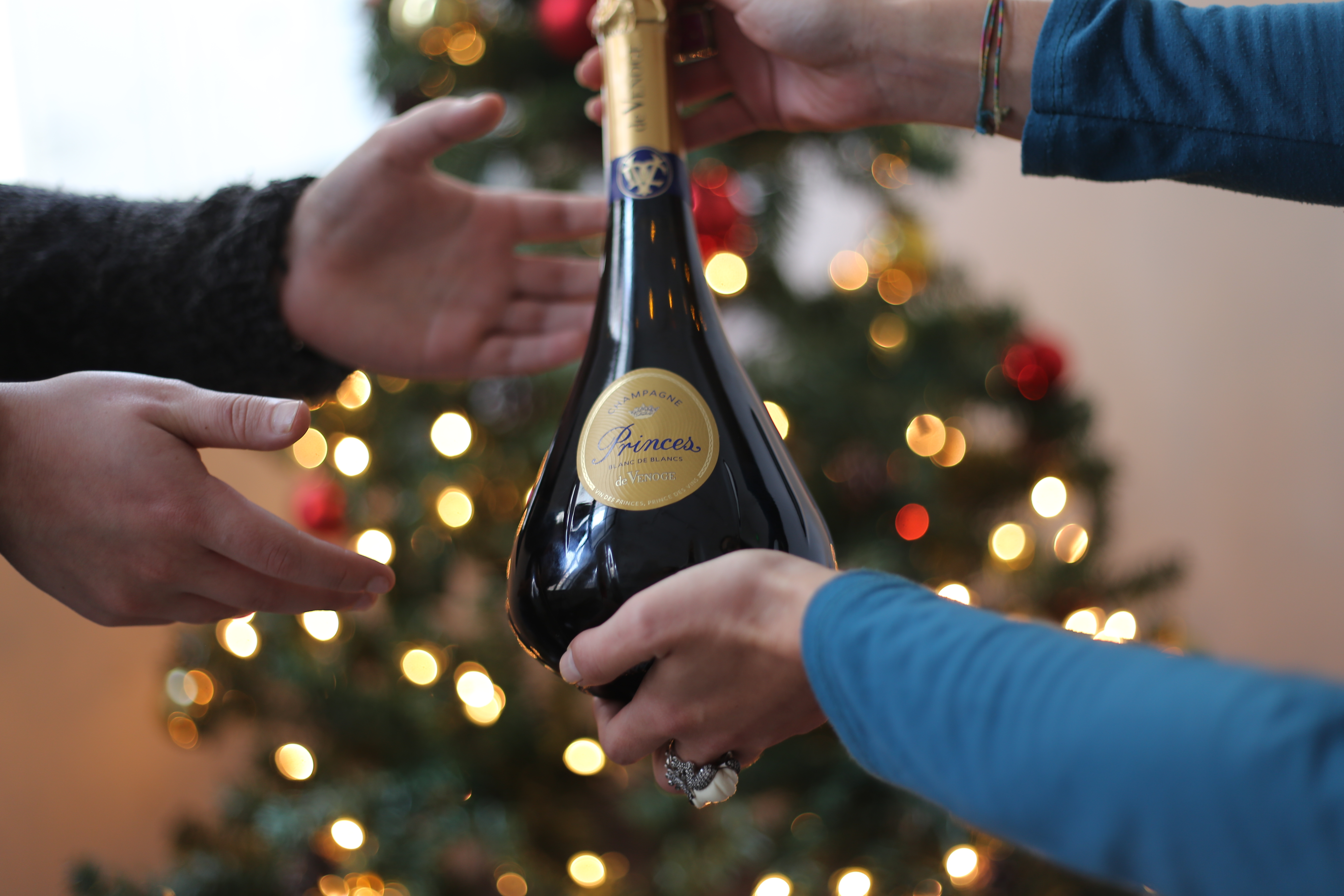 5 Occasions That Deserve Some Seriously Special Champagne