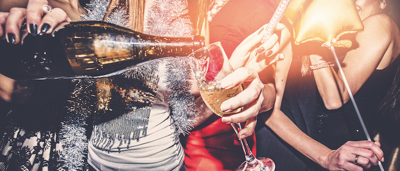 Party Hard this New Year Weekend with Discounts on Great Wines!